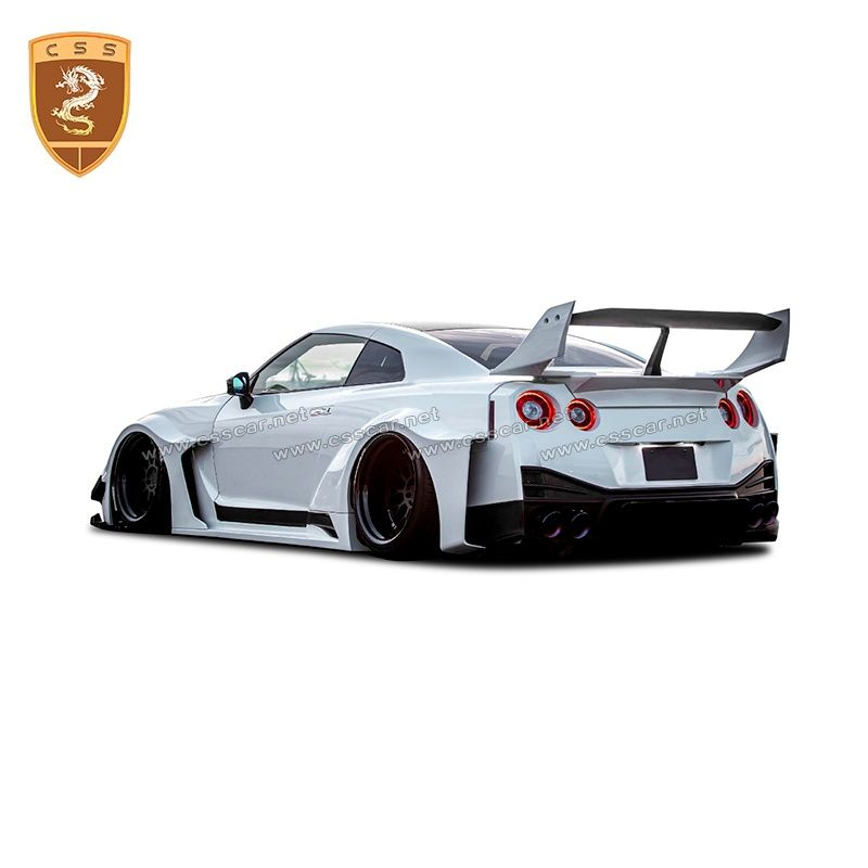 Nissan GTR R35 LB.3 body kit