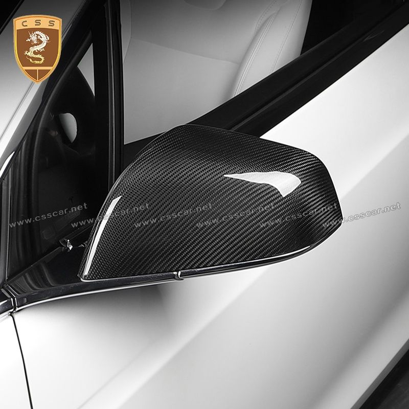 Tesla MODEL S add on style mirror cover