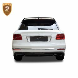 Bentayga  W12 6.0T First Edition carbon body kit