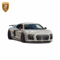 2019 AUDI R8 Vorsteiner carbon fiber body kit