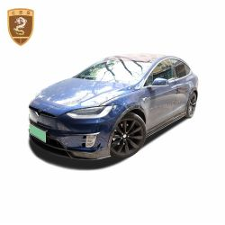Tesla MODEL X OEM carbon fiber wheel arches