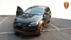 2008 Audi Q7 ABT body kits