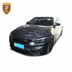 BMW M4 3D front lip/side skirts,PSM rear lip,performance spoiler