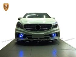 Benz A WALD body kits