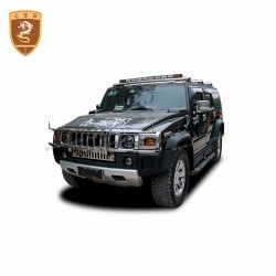 Hummer H2 wide body kits