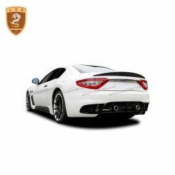 Maserati GT MC rear bumper