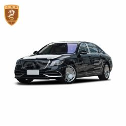 Benz S class W222 2017 upgrade to 2018 Maybach body kit