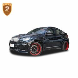 BMW X6(E71) HAMANN wide body kit