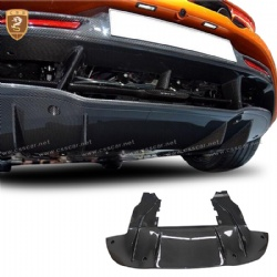 McLaren 720S carbon fiber OEM rear lip