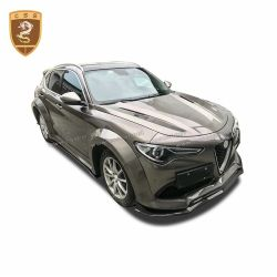 Alfa Romeo Stelvio CSS wide body kit