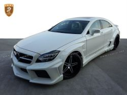 Benz CLS c218 VITT FRP wide body kits