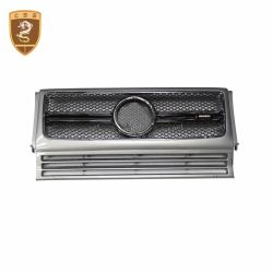 Benz G class W463 BRABUS main grille with light sign