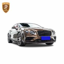 2015-2017 Bentley Continental GT V8s carbon fiber body kit