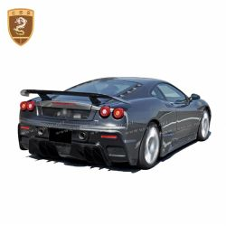 Ferrari 430 ASI body kit