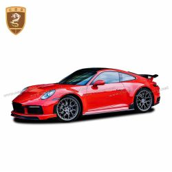 PORSCHE 911-992 techart body kit