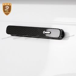 2017 up LAND ROVER Velar carbon fiber door handle