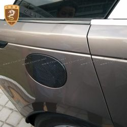LAND ROVER Velar carbon fiber fuel tank cover