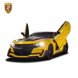 Chevrolet Camaro transformers limited edition body kit