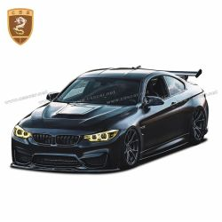 BMW M4 IP carbon fiber hood