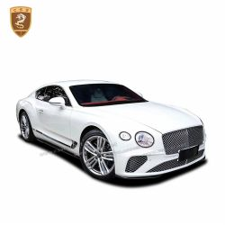 2020 Bentley Continental GT limited edition carbon fiber body kit