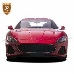 Maserati GT body kit upgrade the old model to the new one
