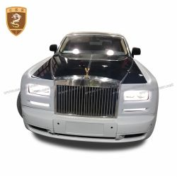 Rolls-Royce Phantom body kit upgrade the old model to the new one