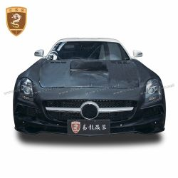 Benz SLS BLACK-SERIERS body kit