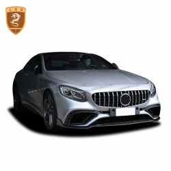 Benz S65 S63 AMG coupe C217 brabus body kit