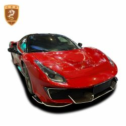 Ferrari 488 pista body kit