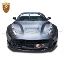 Ferrari F12 DMC body kit match for RZ rear lip