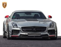 Benz SLS PD body kits