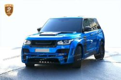 2013-2016 LAND ROVER Range rover Vogue hamann wide body kit