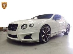 2012-2016 Bentley Continental GT WALD body kits