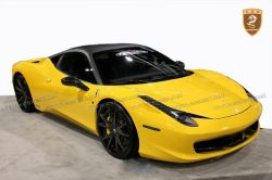 Ferrari 458 carbon side mirror cover body kits