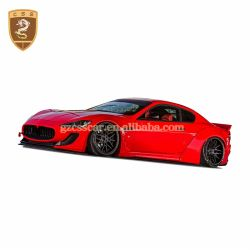 Maserati GT LB wide FRP body kits
