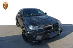 BMW X6M(E71) HAMANN wide body kits