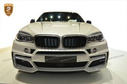 2015 BMW X6(F16) HAMANN wide body kits