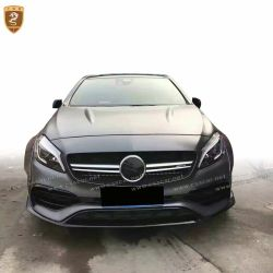 Benz A W176 LB wide body kits