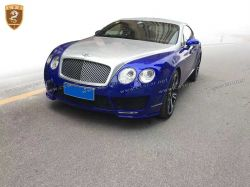 2012 Bentley GT MANSORY body kits