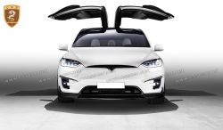 Tesla MODEL X RevoZport body kits