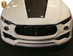 Maserati levante novitec body kits