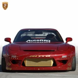 Mazda RX7 rocket bunny body kits