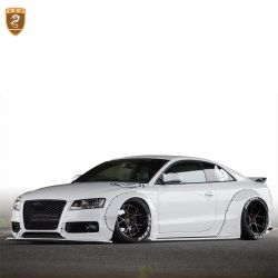 AUDI A5 S5 two doors Lb wide body kits