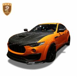Maserati levante Mansory body kits