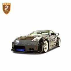 Nissan 350Z VILSIDE body kit